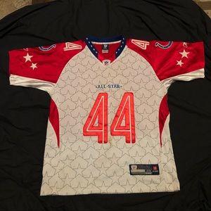 Rare 2010 pro bowl jersey stitched  Colts Clark
